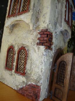 bausatz herberge krippen krippenbausatz herberge krippenfiguren aus holz holzgeschnitzte. Black Bedroom Furniture Sets. Home Design Ideas